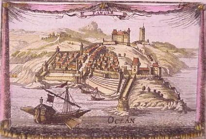 tanger en 1683